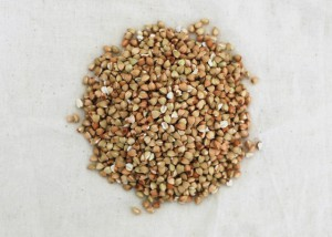 Hulled buckwheat