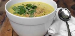 organic cauliflower soup