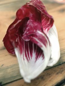 organic radicchio