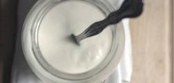 organic yoghurt