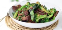 broccoli tempeh salad